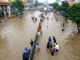 banjir kota