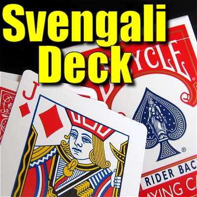 Svengali-Deck