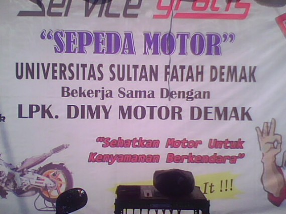 DIMY MOTOR DEMAK